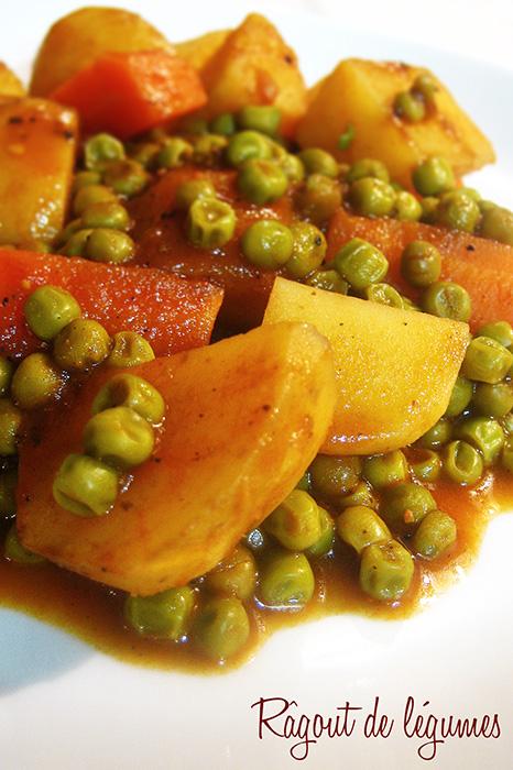 Râgout de légumes